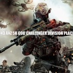 Call of Duty ESL 5k CWL Challenge Division AUS/NZ/EU Placings