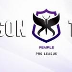 Season Two of Female Pro League Announced