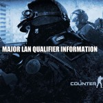 Information about the CS:GO Major LAN Qualifier