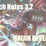 SMITE Patch Notes 3.2- Enter Raijin