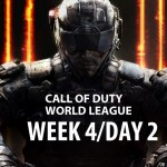 Day 8 Of The Call Of Duty World League ALL SCORES And HIGHLIGHTS