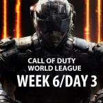 Day 12.5 Call of Duty World League Scores