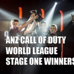 ANZ Call of Duty World League Stage 1 Finals