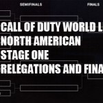 Call of Duty World League Stage 1 Relegation and Finals
