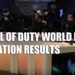 Call of Duty EU Relegations Results