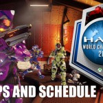 2016 Halo World Championship Groups and Schedules