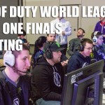 Call of Duty World League Stage 1 Finals Tickets on Sale