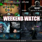 What To Watch This Weekend: Call of Duty, Vainglory, Hearthstone