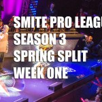 [SPL] Spring Split Week 1 [SCORES]