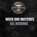 Call of Duty World League Stage 2 Information