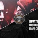 [CoD] Elevate Announces Team Change