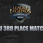LCS EU 3rd Place Match LIVE BLOG