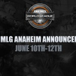[Call of duty] MLG Anaheim Announced and More
