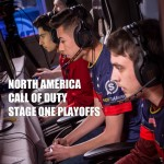 NA Call of Duty World League Stage 1 Playoffs Results