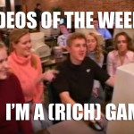 Videos of the Week: True Life I'm A Gamer