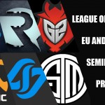 LCS EU and NA Spring Split Semifinals Preview