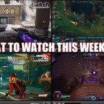 What to Watch This Weekend: LoL, CoD, HotS, FGC