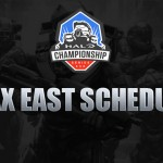 PAX East Halo Invitational Schedule