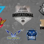 2016 Mid-Season Invitational Teams