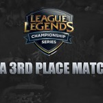 LCS NA 3rd Place Match LIVE BLOG