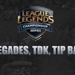 [League of Legends] TDK, Renegades, and Team Impulse Banned from LCS