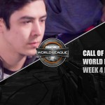 [Call of Duty] World League Scores Week 4 Day 2