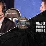 [Call of Duty] World League Week 4 Day 3
