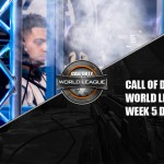 [Call of Duty] World League Week 5, Day 1