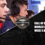 [Call of Duty] World League, Week 5 Day 2