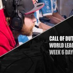 [Call of Duty] World League, Week 6 Day 1