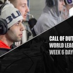 [Call of Duty] World League, Week 6 Day 2