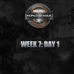 [Call of Duty] World League, Week 7 Day 1