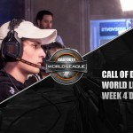 [Call of Duty] World League Scores Week 4 Day 1