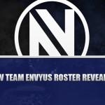 [League of Legends] Team EnVyUs Announce New LCS Roster