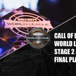 [Call of Duty] World League S2 Final Placements