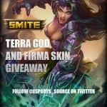 Enter the SMITE Terra Goddess and Skin Giveaway!