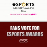 Voting Underway for eSports Industry Awards