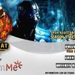 StreamMe Kombat Cup Begins