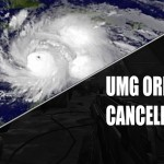 UMG Orlando Cancelled Amid Hurricane Threat