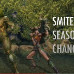 Major Changes Coming to SMITE in Season 4