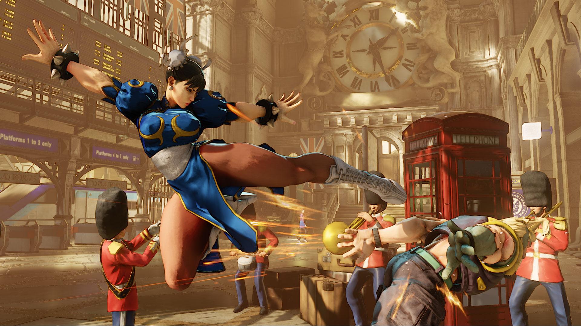 c/o Capcom