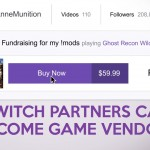 Twitch Introduces Games Revenue Sharing