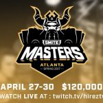 SMITE Masters Tournament Begins