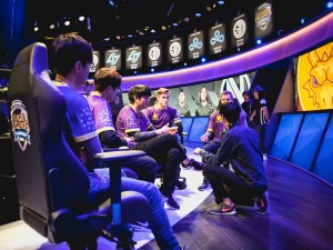 Day 1 at 2017 NA LCS Spring Split Promotion Tournament in Los Angeles, California, USA on 26 March 2017.