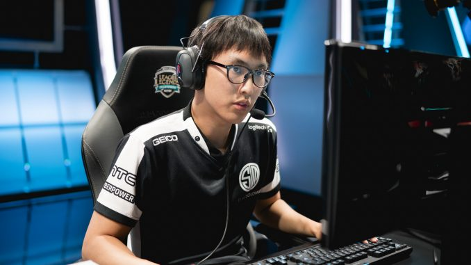 Picture of TSM Doublelift