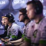 Call of Duty / Global Pro League Group Green Scores