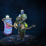SMITE Rama Nature's Guardian Skin Giveaway