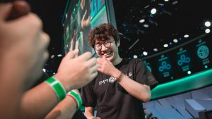 "Picture of Immortals's Kim ""Olleh"" Joo-sung"