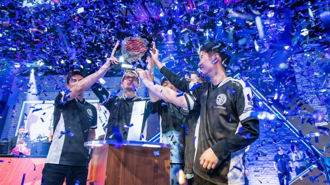 Picture Team Solomid Wins Rift Rivals