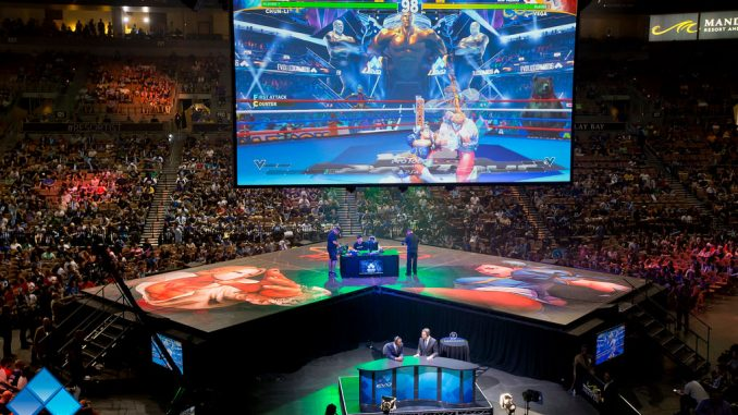 Watch Evo Live Streaming And Information Esports Source